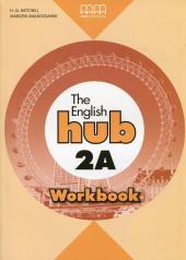 English Hub 2A (British edition). Workbook - фото обкладинки книги