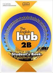 English Hub 2B (British edition). Student's Book - фото обкладинки книги