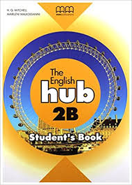 English Hub 2B (British edition). Student's Book - фото книги