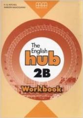 English Hub 2B (British edition). Workbook - фото обкладинки книги