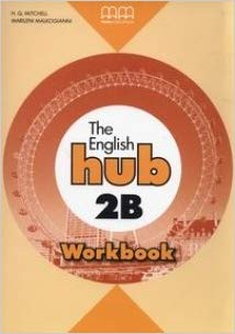 English Hub 2B (British edition). Workbook - фото книги
