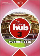 English Hub 3 (British edition). Student's Book - фото обкладинки книги