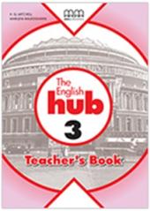 English Hub 3 (British edition). Teacher's Book - фото обкладинки книги