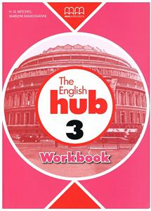 English Hub 3 (British edition). Workbook - фото книги