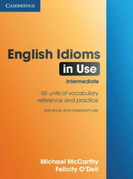 English Idioms in Use Intermediate - фото книги