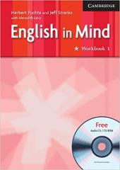 English in Mind 1 WB w/CD - фото обкладинки книги