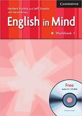 English in Mind 1 WB w/CD