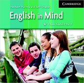 English in Mind 2 Class Audio CD(2) - фото обкладинки книги