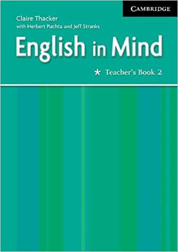 Книга для вчителя English in Mind 2 TB