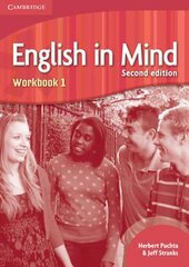English in Mind 2nd Edition 1. Workbook - фото обкладинки книги