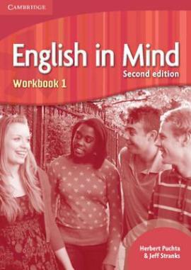 English in Mind 2nd Edition 1. Workbook - фото книги