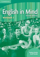 English in Mind 2nd Edition 2. Workbook - фото обкладинки книги