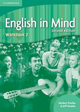 English in Mind 2nd Edition 2. Workbook - фото книги