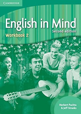 English in Mind 2nd Edition 2. Workbook - фото книги