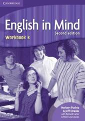 English in Mind 2nd Edition 3. Workbook - фото обкладинки книги
