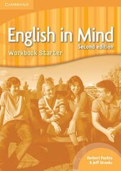 English in Mind 2nd Edition Starter. Workbook - фото обкладинки книги