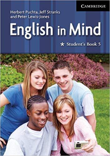 Підручник English in Mind 5 SB
