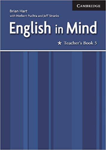 Книга для вчителя English in Mind 5 TB