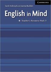 Робочий зошит English in Mind 5 Teacher's Resource Pack