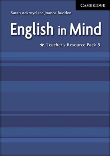Посібник English in Mind 5 Teacher's Resource Pack