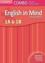 English in Mind Combo 1A-1B 2nd Edition. Teacher's Book - фото обкладинки книги