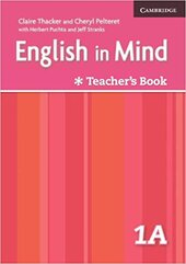 English in Mind Combo 1A. Teacher's Book - фото обкладинки книги