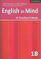 English in Mind Combo 1B. Teacher's Book - фото обкладинки книги