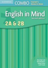 English in Mind Combo 2A-2B 2nd Edition. Teacher's Book - фото обкладинки книги