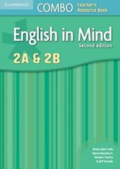 English in Mind Combo 2A-2B 2nd Edition. Teacher's Book - фото обкладинки книги