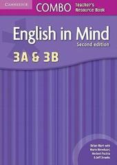 English in Mind Combo 3A-3B 2nd Edition. Teacher's Book - фото обкладинки книги