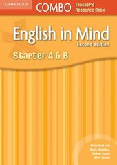 English in Mind Combo Starter A-B 2nd Edition. Teacher's Book - фото обкладинки книги