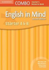 English in Mind Combo Starter A-B 2nd Edition. Teacher's Book - фото обкладинки книги