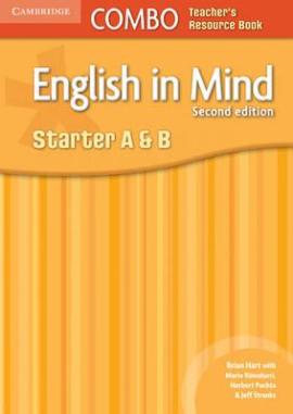English in Mind Combo Starter A-B 2nd Edition. Teacher's Book - фото книги