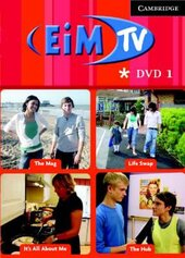 English in Mind Level 1 DVD (PAL/NTSC) and Activity Booklet - фото обкладинки книги