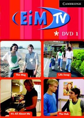English in Mind Level 1 DVD (PAL/NTSC) and Activity Booklet - фото книги