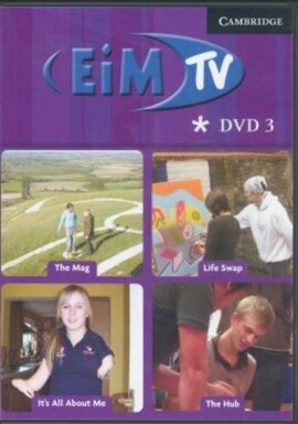 English in Mind Level 3 DVD (PAL/NTSC) and Activity Booklet - фото книги