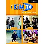 English in Mind Starter Level DVD (PAL/NTSC) and Activity Booklet - фото обкладинки книги