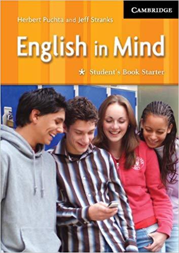 Підручник English in Mind Starter SB