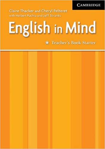 Книга для вчителя English in Mind Starter TB