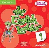 English Ladder Level 1. Audio CDs (набір із 2 аудіодисків) - фото обкладинки книги