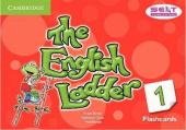 English Ladder Level 1. Flashcards (Pack of 100) - фото обкладинки книги