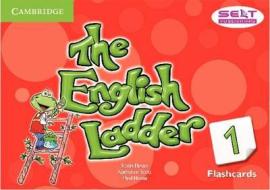 English Ladder Level 1. Flashcards (Pack of 100) - фото книги