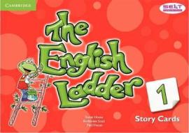 English Ladder Level 1. Story Cards. Pack of 64 (картки) - фото книги