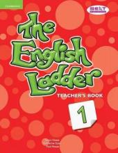 English Ladder Level 1. Teacher's Book - фото обкладинки книги