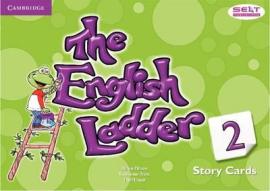 English Ladder Level 2. Story Cards. Pack of 71 (картки) - фото книги
