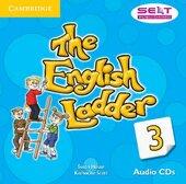 English Ladder Level 3. Audio CDs (набір із 2 аудіодисків) - фото обкладинки книги