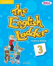 English Ladder Level 3. Pupil's Book - фото обкладинки книги