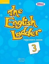 English Ladder Level 3. Teacher's Book - фото обкладинки книги