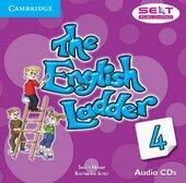 English Ladder Level 4. Audio CDs (набір із 2 аудіодисків) - фото обкладинки книги