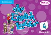 English Ladder Level 4. Flashcards (Pack of 88) - фото обкладинки книги